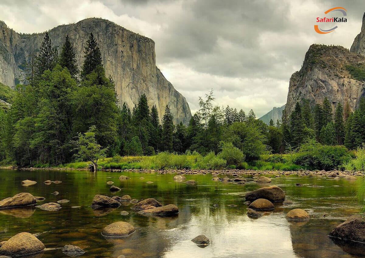 پارک ملی در آمریکا