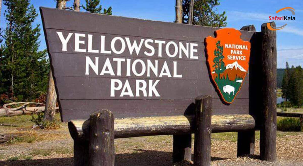 پارک ملی یلواستون