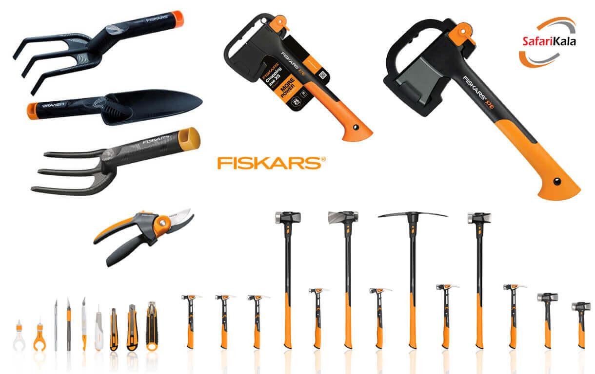 محصولات فیسکارس، فنلاندی گردن کلفت - Fiskars Products