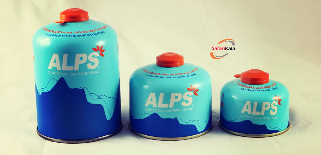 قیمت کپسول گاز مسافرتی