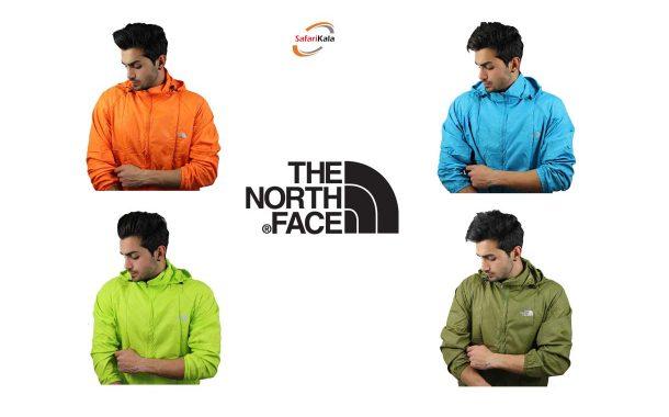 بادگیر نورث فیس در تنوع رنگ و سایز کامل