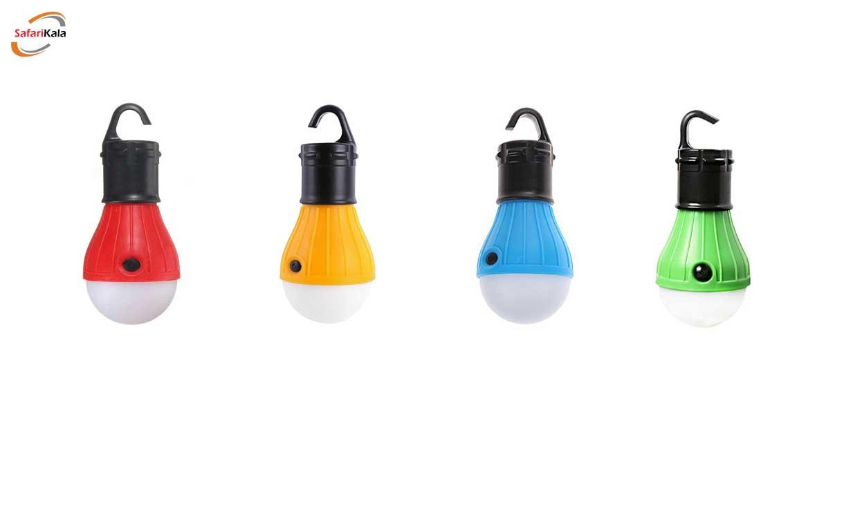 چراغ چادر مسافرتی مدل 5188 در 4 رنگ زیبا و قیمتی بسیار مناسب