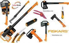 تجهیزات کمپینگ، ماجراجویی و باغبانی فیسکارس Fiskars Product