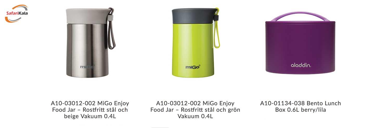 ظرف گرم نگهدارنده غذای کودک