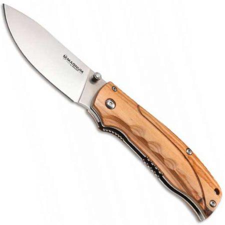 چاقوی دسته چوب