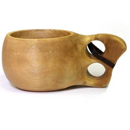 خرید لیوان چوبی