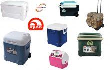 تنوعی از یخدان های آمریکایی ایگلو Igloo Coolers