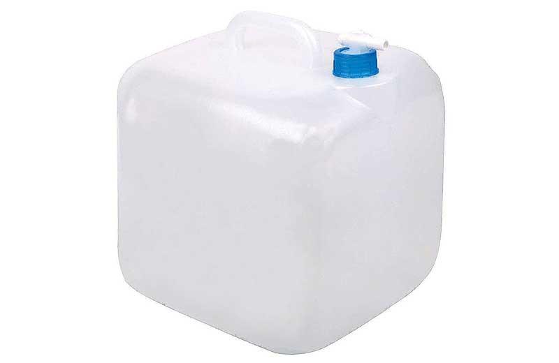مخزن آب تاشو ظرفیت 20 لیتر