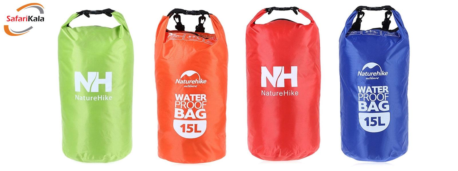 کیسه ضد آب 15 لیتری