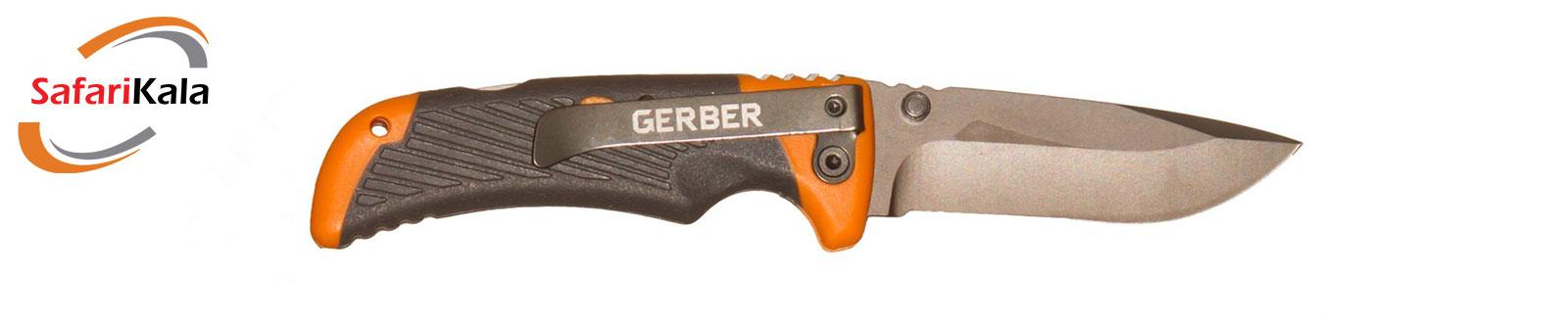 چاقو گربر 114