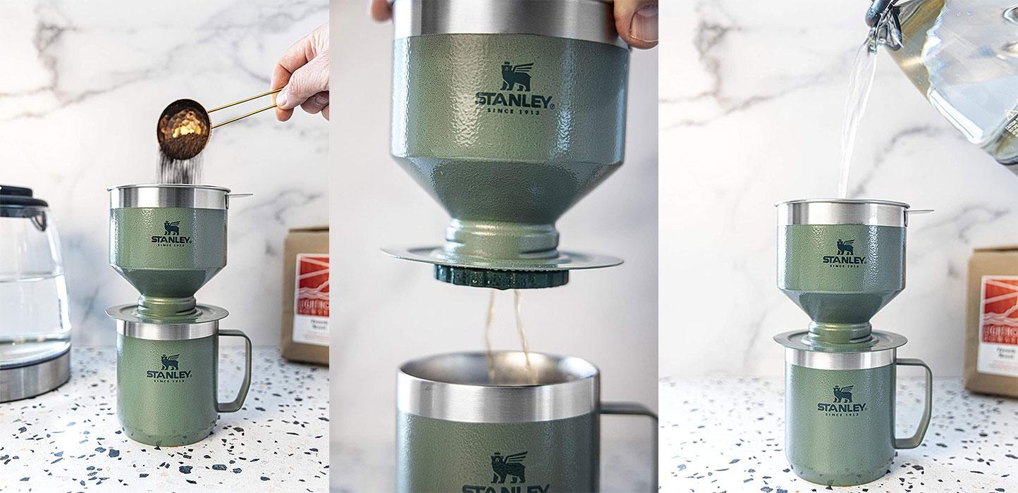 قهوه ساز استنلی